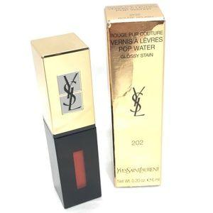 Yves Saint Laurent Pop Water Gloss 202 SPLASH